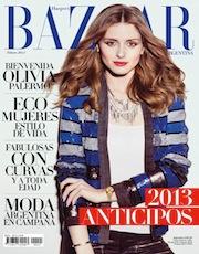 Harper's Bazaar febrero 2013