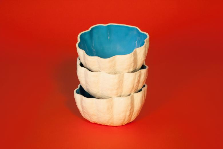 Zapallo, de la primera colección de cerámica de SUD. Foto