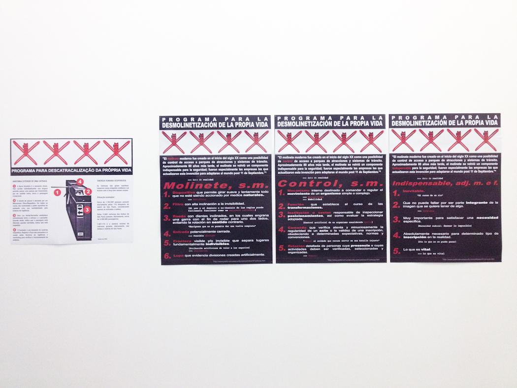 'Programa para a descatralizaçao da vida de Contrafilé. Foto